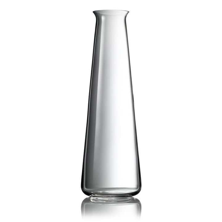 Die Auerberg - Wasserkaraffe, H 32 x Ø 9 cm