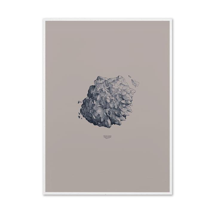 Hailstone Poster von Paper Collective