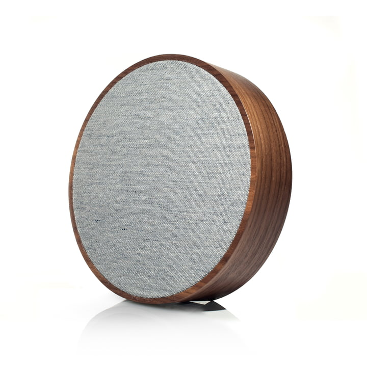 ART Orb von Tivoli Audio in Walnuss / Grau