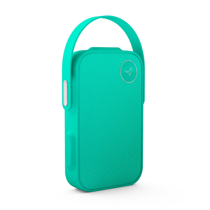 Der Libratone - One Click Bluetooth-Lautsprecher, caribbean green