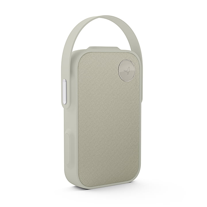 Der Libratone - One Click Bluetooth-Lautsprecher, cloudy grey