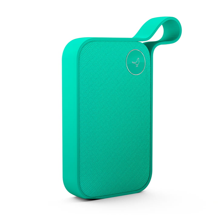 Der Libratone - One Style Bluetooth-Lautsprecher, caribbean green