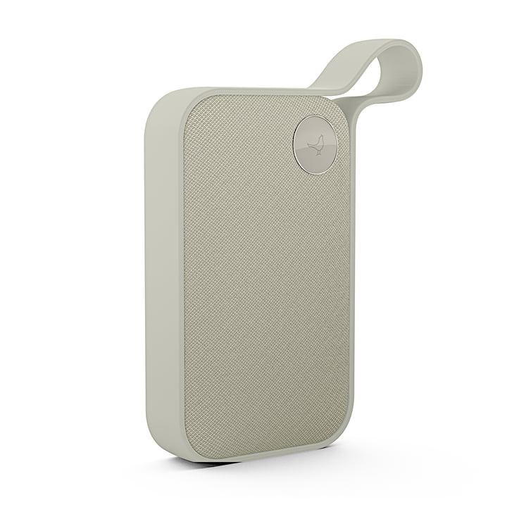 Der Libratone - One Style Bluetooth-Lautsprecher, cloudy grey