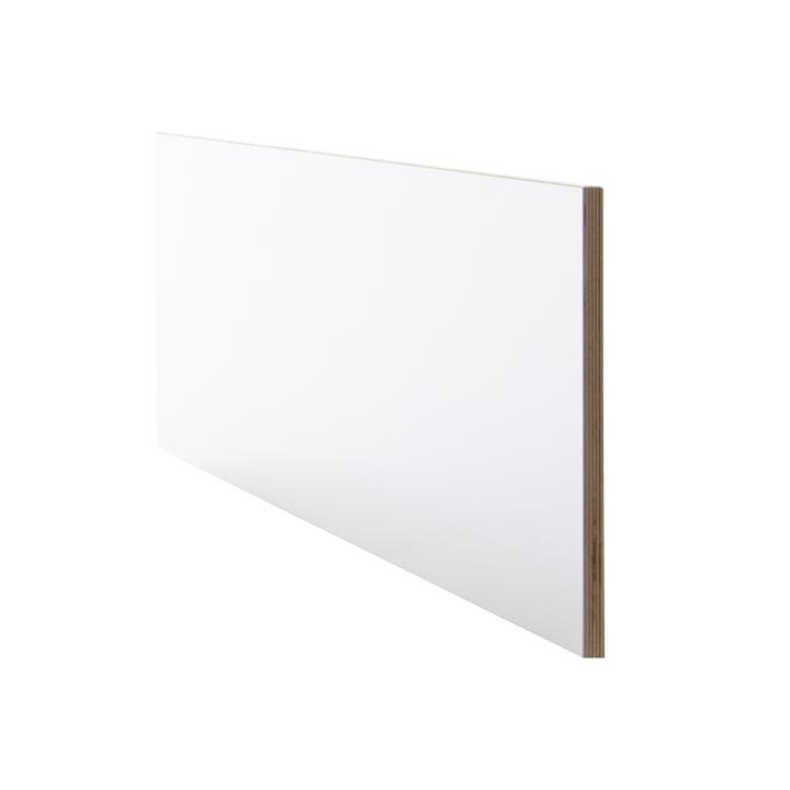 Kopfteil zum Flai Bett von Müller Möbelwerkstätten in Weiß