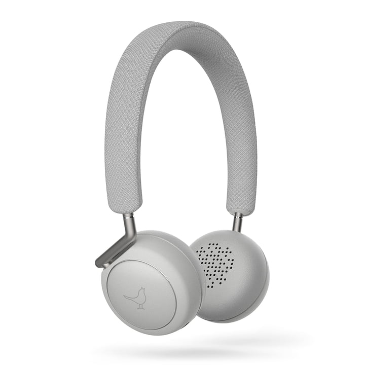 Der Libratone - Q Adapt Wireless ANC On-Ear Kopfhörer, Cloudy White