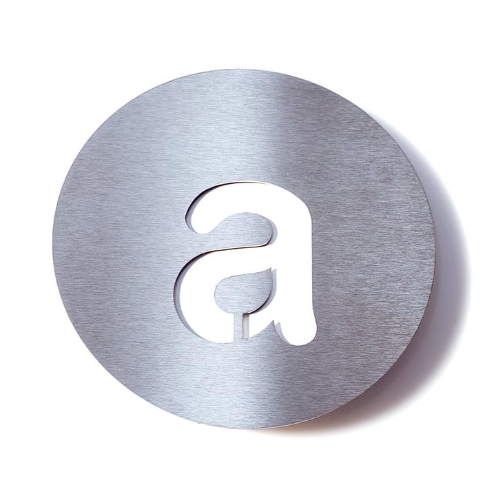 Hausnummer a von Radius Design