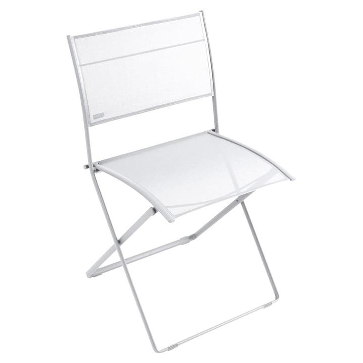 Plein Air Stuhl von Fermob in Baumwollweiß