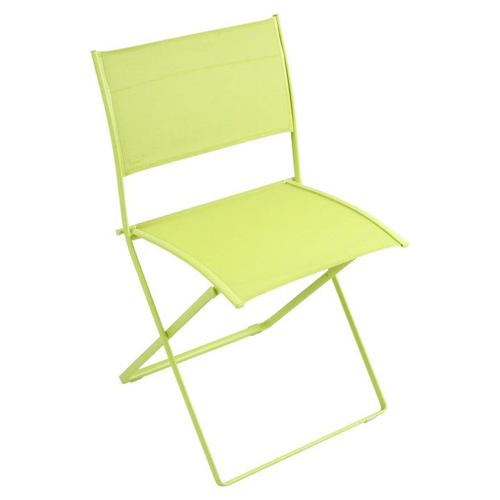Plein Air Stuhl von Fermob in Eisenkraut