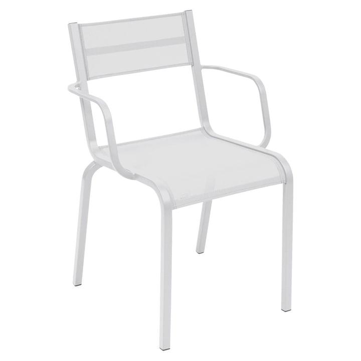 Oléron Sessel von Fermob in Baumwollweiß