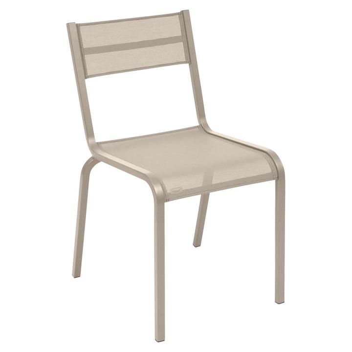 Oléron Stuhl von Fermob in Muskat