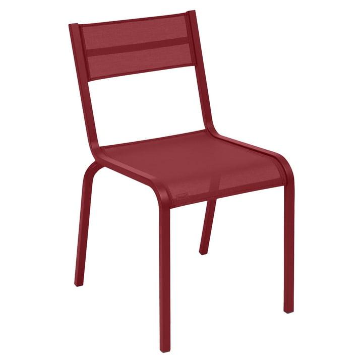 Oléron Stuhl von Fermob in Chili