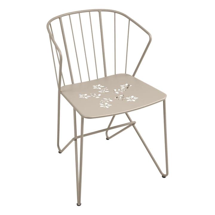 Flower Sessel mit Muster von Fermob in Muskat