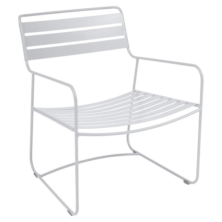 Surprising Lounger Sessel von Fermob in Baumwollweiß