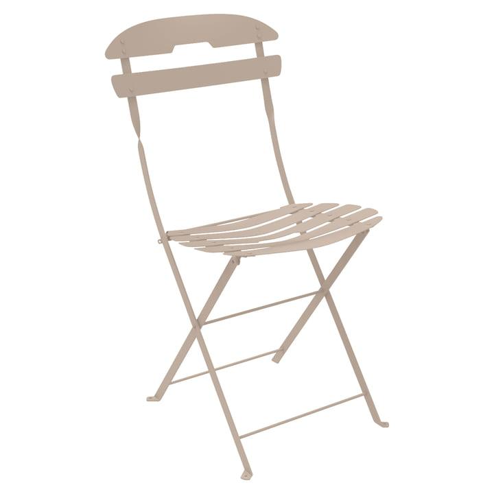 La Môme Stuhl von Fermob in Muskat