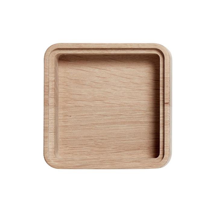 Create Me Box 12 x 12 cm 1 Fach von Andersen Furniture aus Eichenholz