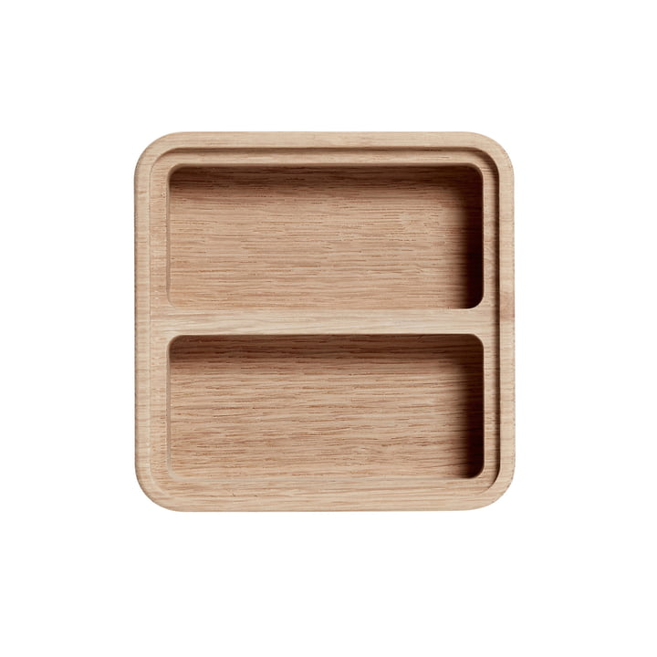 2 Fächer Create Me Box 12 x 12 cm von Andersen Furniture aus Eichenholz