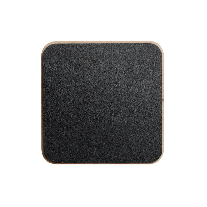 Create Me Deckel für Box 12 x 12 cm von Andersen Furniture in Diamond Black