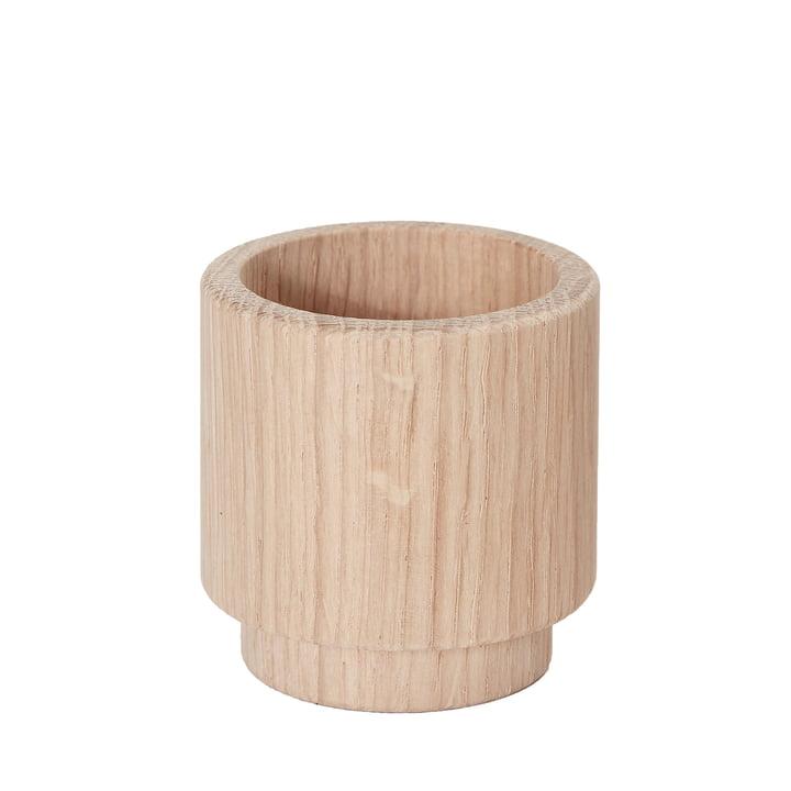 Create Me Teelichthalter 5 cm von Andersen Furniture in Eiche