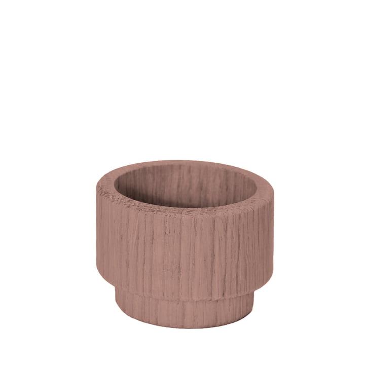 Create Me Teelichthalter 3,5 cm von Andersen Furniture in Just Rose