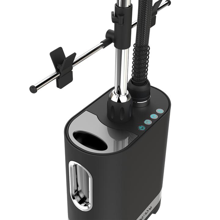 Dampfglätter Unilys von SteamOne in Schwarz