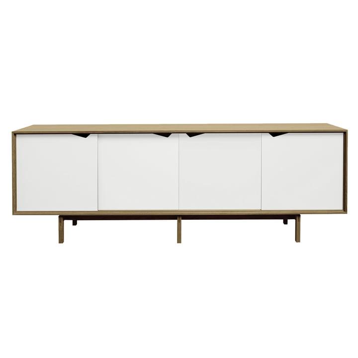 S1 Sideboard von Andersen Furniture in Eiche geölt/ Türen weiß