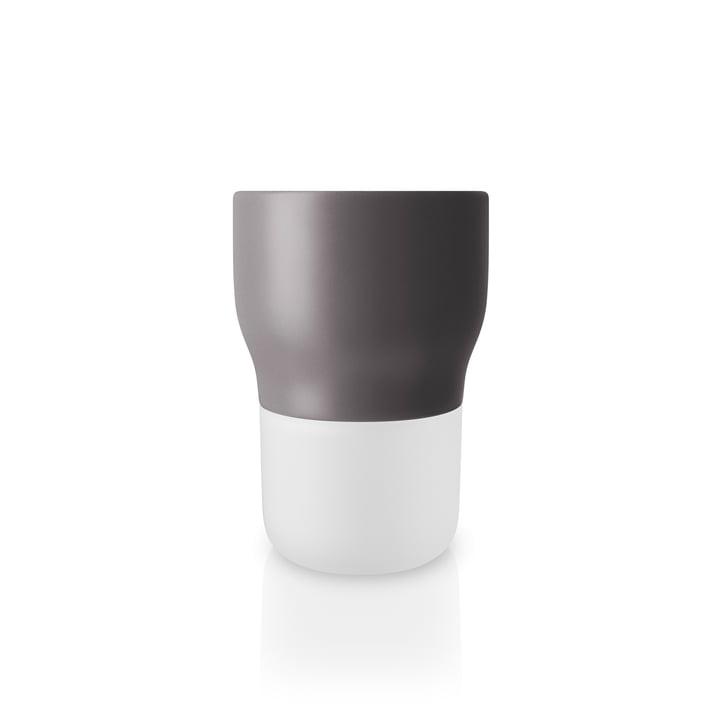 Selbstbewässernder Kräutertopf Ø 9 cm von Eva Solo in Nordic Grey