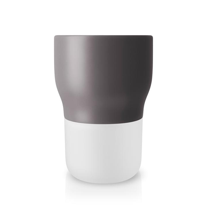 Selbstbewässernder Kräutertopf Ø 13 cm von Eva Solo in Nordic Grey