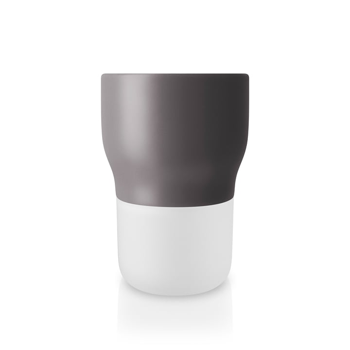 Selbstbewässernder Kräutertopf Ø 11 cm von Eva Solo in Nordic Grey