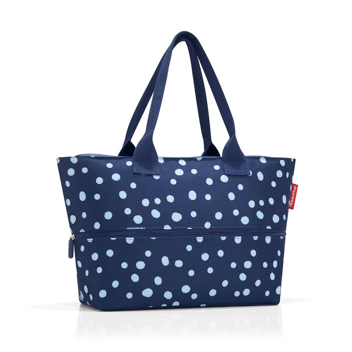 shopper e1 von reisenthel in spots navy