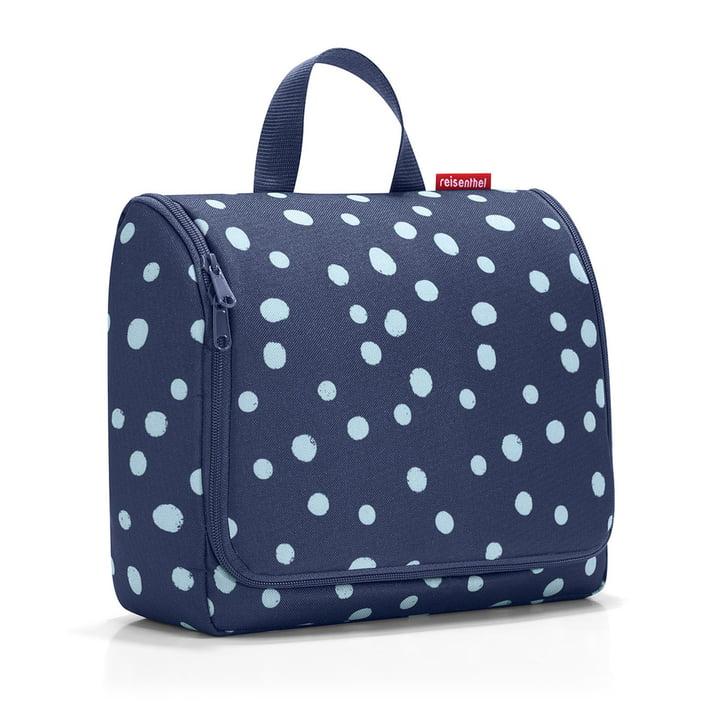 toiletbag XL von reisenthel in spots navy