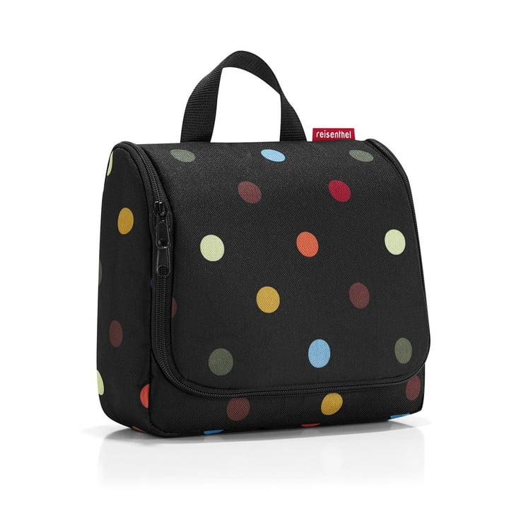 toiletbag von reisenthel in dots
