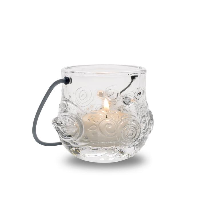 Teelichthalter Vogel von Bjørn Wiinblad in klar