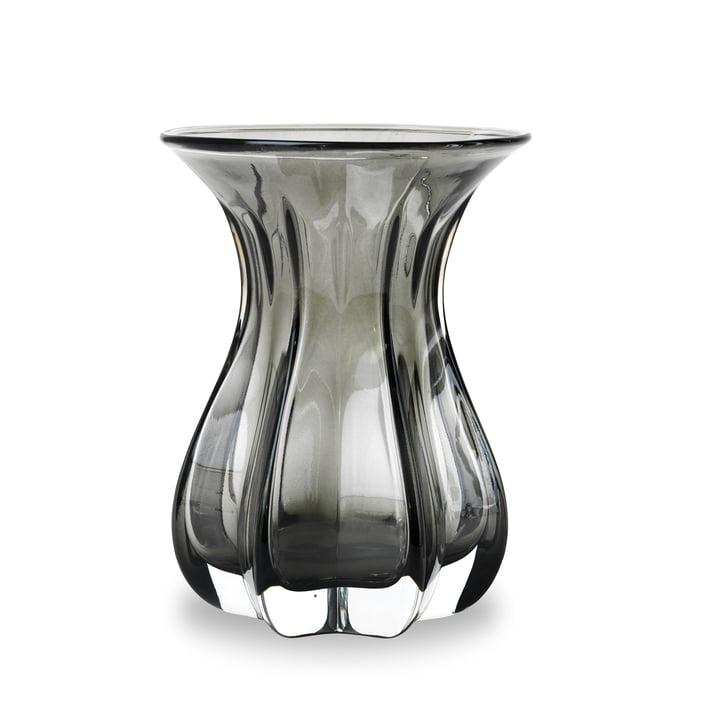 Vase Tulip von Bjørn Wiinblad in Smoke