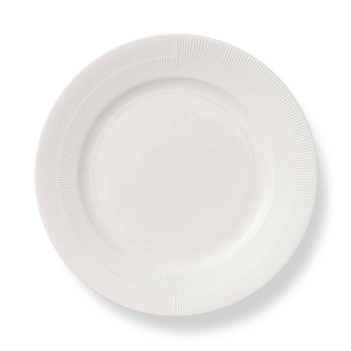 Duet Teller Ø 27 cm von Rosendahl in Weiß