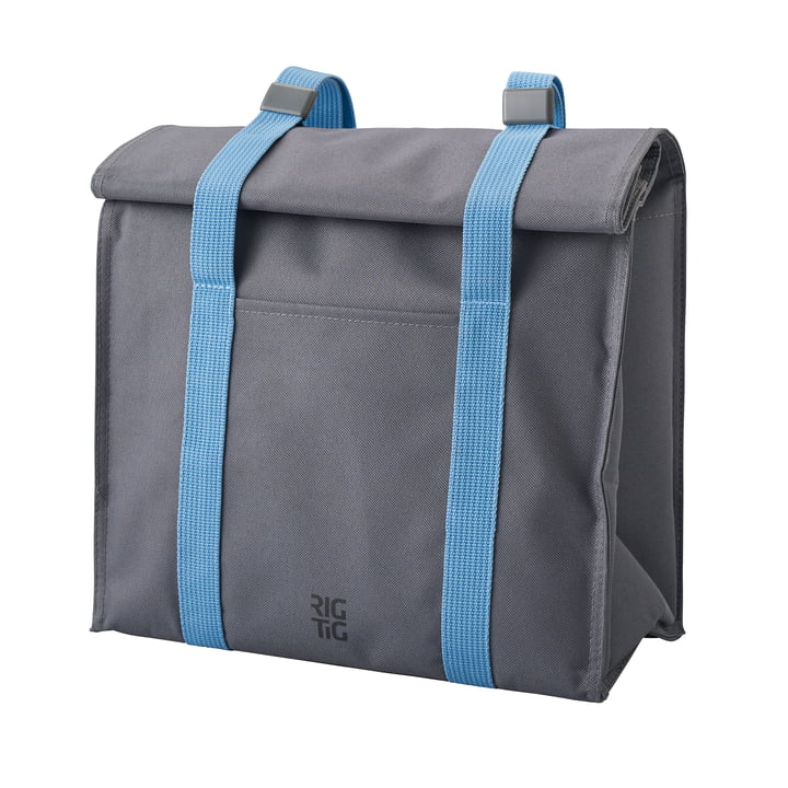 Rig-Tig by Stelton - Keep-It Cool Kühltasche, grau / blau