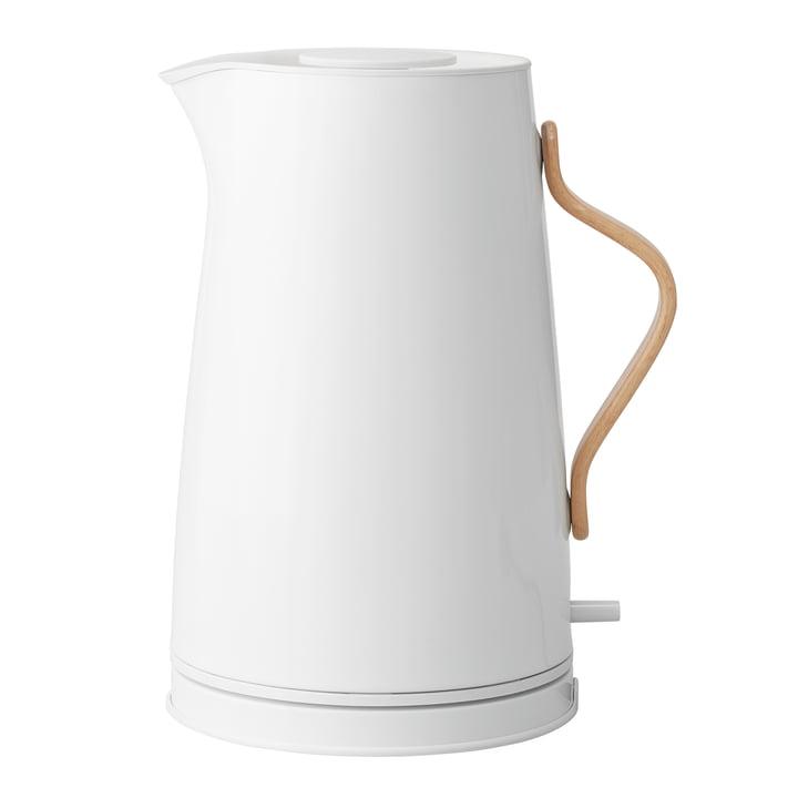 Emma Wasserkocher für 1,2 Liter in Kalkweiß von Stelton