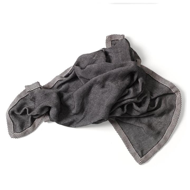 Ripple Decke von Muuto in bluish black