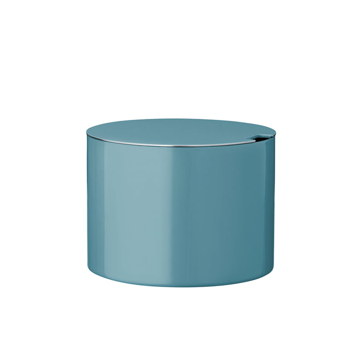 Cylinda-Line Zuckerschale von Stelton in Dusty Teal