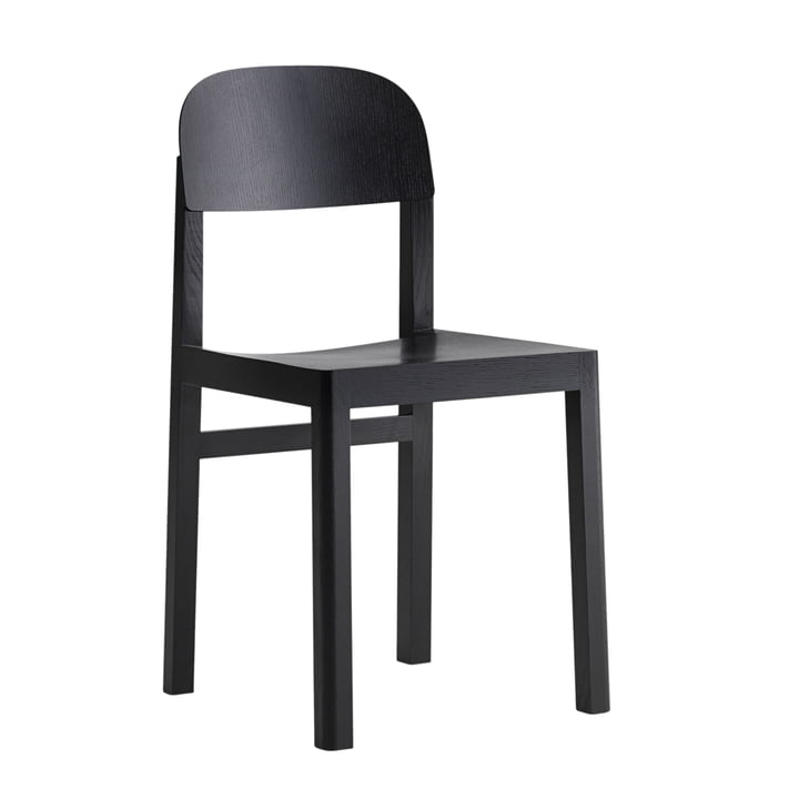 Muuto - Workshop Chair, schwarz
