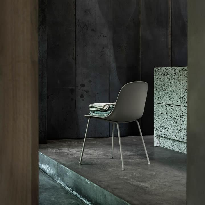 Fiber Side Chair - Tube Base von Muuto