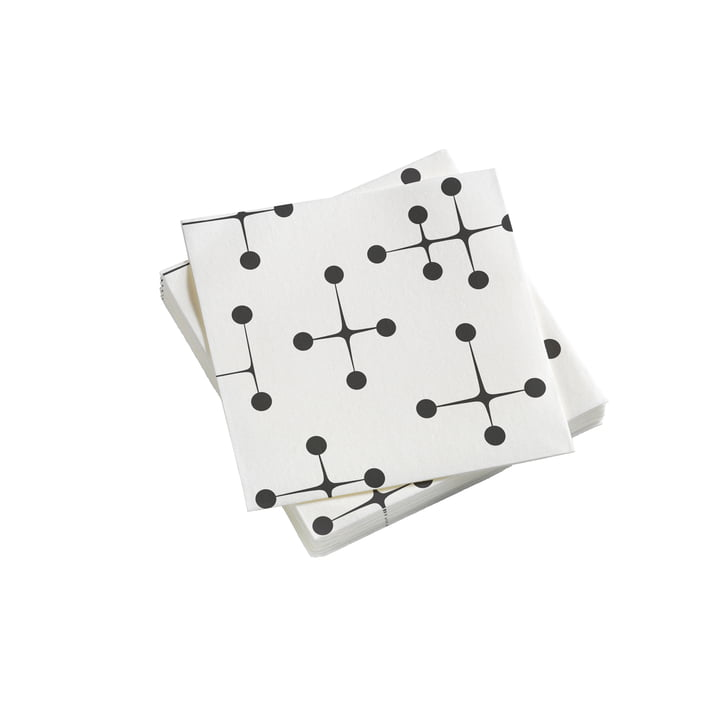 Paper Napkins Small Dot Pattern light von Vitra