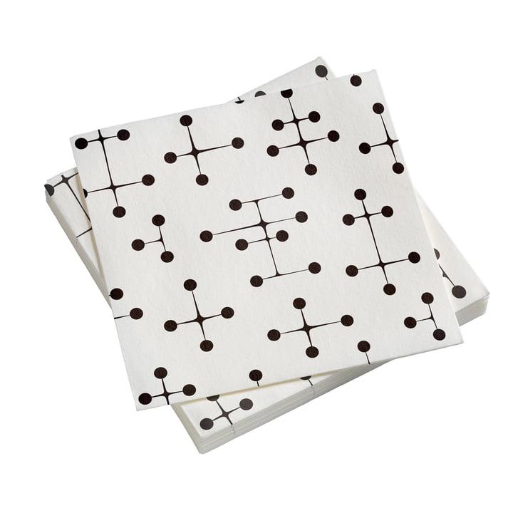 Paper Napkins Large Dot Pattern light von Vitra