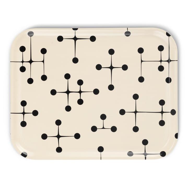 Classic Tray large Dot Pattern light von Vitra