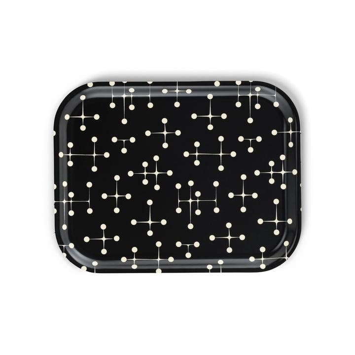 Classic Tray medium Dot Pattern dark von Vitra