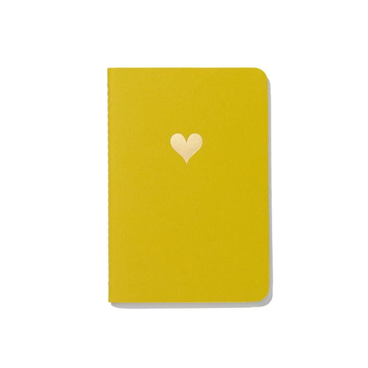 Notizbuch Softcover Pocket Heart von Vitra