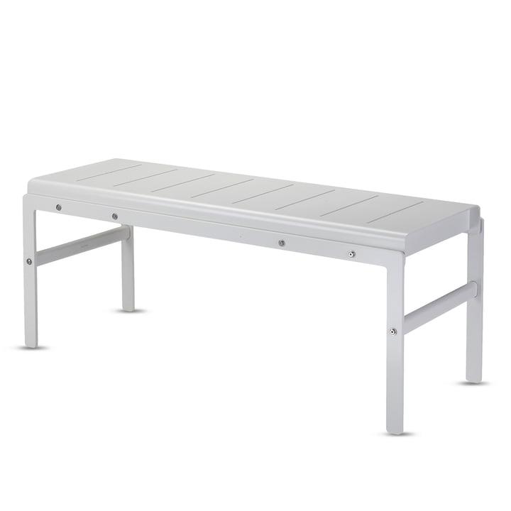Reform Bank / Tisch von Skagerak in Silver white