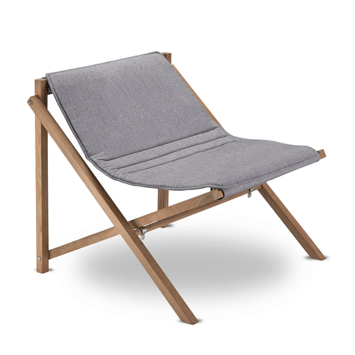 Aito Lounge Chair von Skagerak in Esche