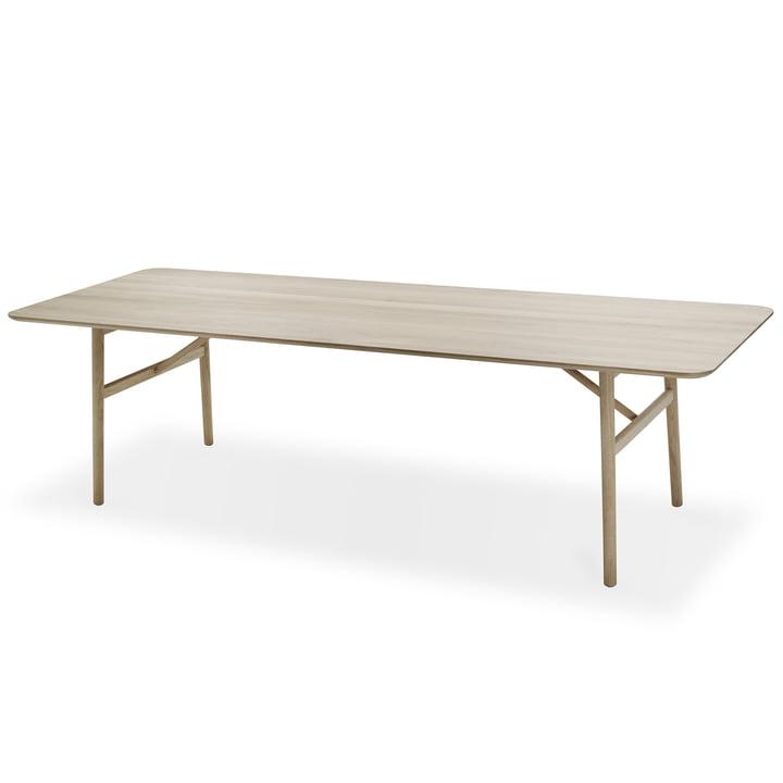 Hven Esstisch 94 x 260 cm von Skagerak aus Eichenholz