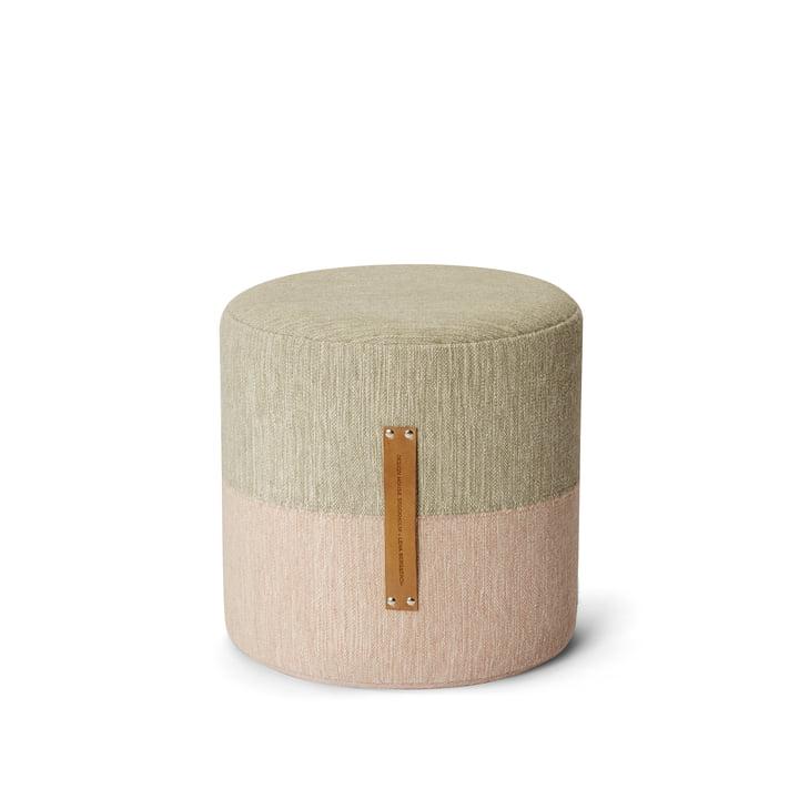 Design House Stockholm - Fields Pouf, rosa /