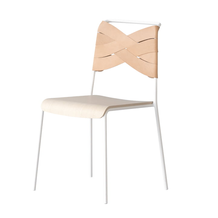Torso Chair von Design House Stockholm in Esche / Natur